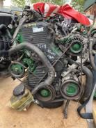 Двигатель 3S-FE катушечный с датчиком р/в 99-03г пробег 81ткм