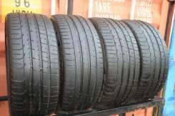 Pirelli P Zero. летние, б/у, износ 50%
