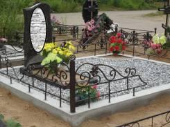 Памятники. Благоустройство захоронений под ключ.