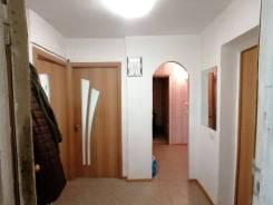 3-комнатная, улица Железнодорожная 2. Горбуша, агентство, 60,0кв.м. Прихожая