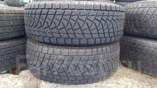 Bridgestone Blizzak DM-Z3. зимние, без шипов, 2012 год, б/у, износ 20%