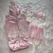 Одежда для новорожденных. Рост: 50-56 см