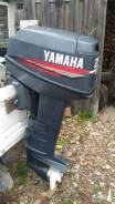 Yamaha. 25,00л.с., 2-тактный, бензиновый, нога L (508 мм), 2000 год