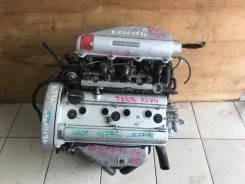 Двигатель Toyota 4A-GE Silver Top