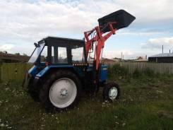 МТЗ 82. Трактор мтз 82, 82 л.с.