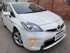 Toyota Prius PHV. автомат, передний, 1.8 (99л.с.), гибрид, 183тыс. км