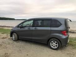 Honda Freed. вариатор, передний, 1.5 (118л.с.), бензин, 162 000тыс. км