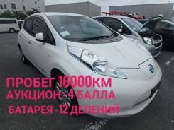 Nissan Leaf. автомат, передний, электричество, 16 000тыс. км, б/п