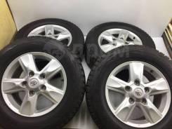 Оригинальные зимние Японские Штатные колёса на Ленд Крузер 200
