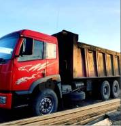 FAW CA3252. Продам или Обмен грузовой самосвал, 8 600куб. см., 37 510кг., 6x4