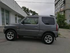 Suzuki Jimny. механика, 4wd, 0.7 (64л.с.), бензин, 104 965тыс. км