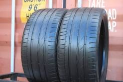 Bridgestone Turanza ER300. летние, б/у, износ 30%