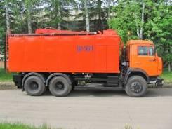 Каналопромывочная машина КО-564 на шасси КАМАЗ-65115