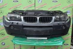 Бампер передний BMW X3 (E83) 03-06г