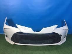 Бампер передний Toyota Corolla ZRE210 ( 2018 - Н. В. )