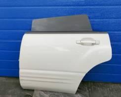 Дверь задняя левая [цвет - 1N2] Subaru Forester SF5 #4