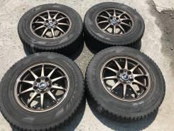 215/70 R16 Dunlop SJ7 литые диски 5х114.3 (L33-1603)