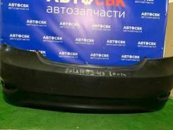 Бампер задний Hyundai Solaris 10-14 4D пр-во Корея