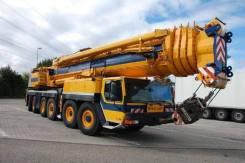 Аренда автокрана 300 тонн Liebherr LTM1300