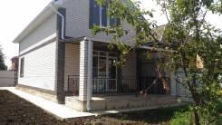 Новый дом 117 м2 с мансардным этажом и террасой от застройщика. Улица 3-я Трудовая, р-н Прикубанский, площадь дома 117,0кв.м., площадь участка 320к...