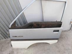 Дверь передняя левая (в сборе) Mitsubishi Delica,