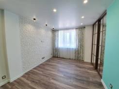 2-комнатная, улица Кипарисовая 2а. Чуркин, частное лицо, 46,1кв.м. Интерьер