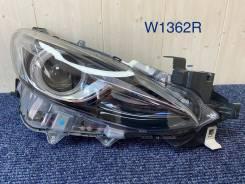 Фара правая Mazda Axela/Mazda 3 BM Оригинал Япония W1469/W1362
