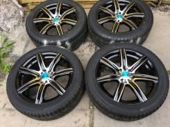 """Комплект зимних колёс. 7.5x17"""" 5x100.00, 5x114.30 ET40 ЦО 73,1мм."""