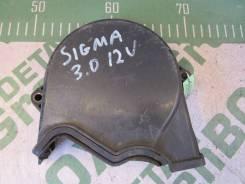 Защита ремня ГРМ (кожух) Mitsubishi Sigma 1993 [0973719849]