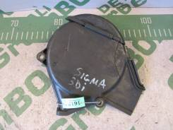 Защита ремня ГРМ (кожух) Mitsubishi Sigma 1993 [0973719833]