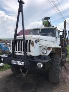 Урал 444403. Продам Урал с гидроманипулятором., 6x6