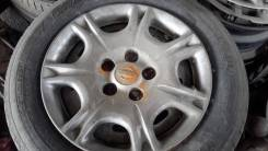 Комплект колёс 195/65 R15 на Nissan