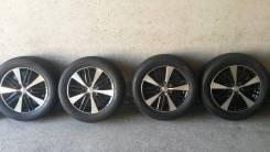 """Колеса Toyota WISH. 6.0x16"""" 5x100.00 ET45"""