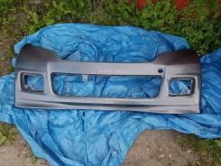 Бампер передний N-BOX JF1 серый