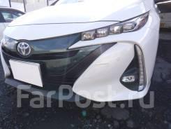 Фара левая Toyota Prius PHV LED Гибрид 47-91 Japan Оригинал ZVW52