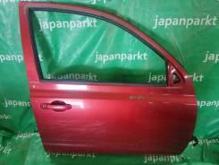 Дверь Nissan March AK12, CR12 передняя правая