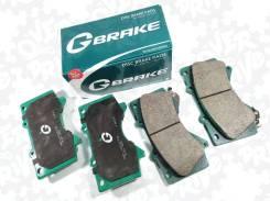 Колодки тормозные передние G-brake GP-02278 Япония TLC200