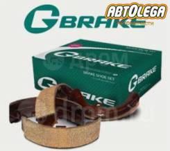 Колодки барабанные G-brake Subaru Forester SF / Impreza GC / GF / GD GS-07802