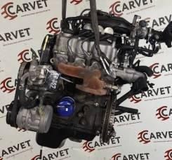 Двигатель контрактный A08S3 Deawoo Matiz 0.8л 52лс