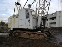 Zemag RDK 250-1. Монтажный кран на гусеничном ходу РДК-25-1