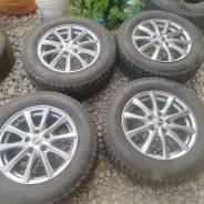 Литьё Waren R16 5*114.3+шины 215/65R16(10689)