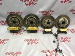 Тормозная система. Subaru Legacy, BL, BLE, BP, BPE Subaru Outback, BP, BPE