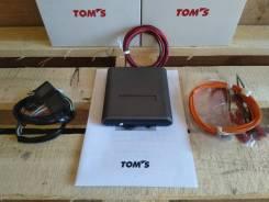 Контроллер электрического дросселя TOM'S Toyota-Lexus (22200-TS003). Toyota: Pixis Space, Allion, Crown, ist, iQ, Estima, Vanguard, GT 86, Vellfi...