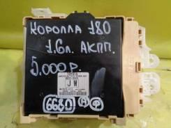 Электронный блок Toyota Corolla 180 12-15г 6680