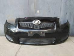 Бампер передний Toyota Vitz 2009 2mod