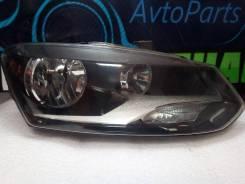 Фара правая для Volkswagen Polo Sedan 2011>