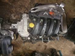 Двигатель (ДВС), Renault Scenic 1996-2002