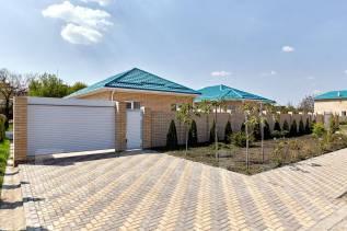 Новый дом в Краснодаре. площадь дома 100,0кв.м.