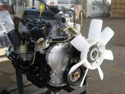 Новый двигатель 4Y Toyota в сборе, в полной комплектации