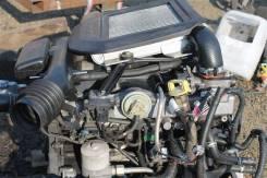 Двигатель 4jx1 с навесным. По запчастям.